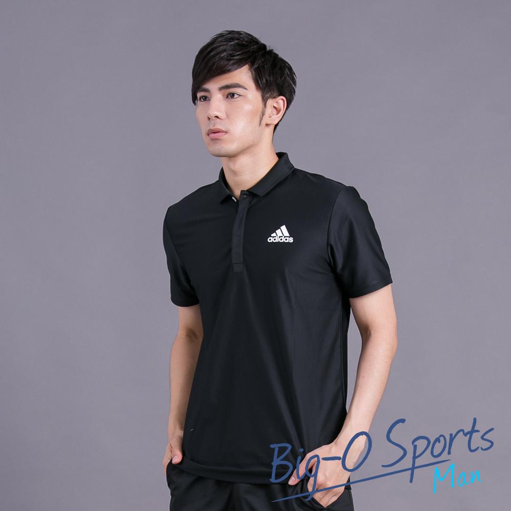 ADIDAS 愛迪達 ESSEX POLO 網球POLO衫 男 AJ3184 Big-O SPORTS