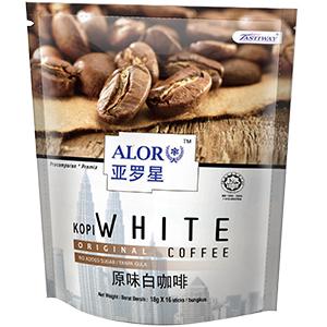 單包【馨宸燕窩】亞羅星 馬來西亞 原味白咖啡(無糖)
