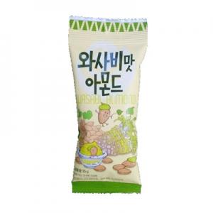 韓國芥末蜂蜜杏仁果35g