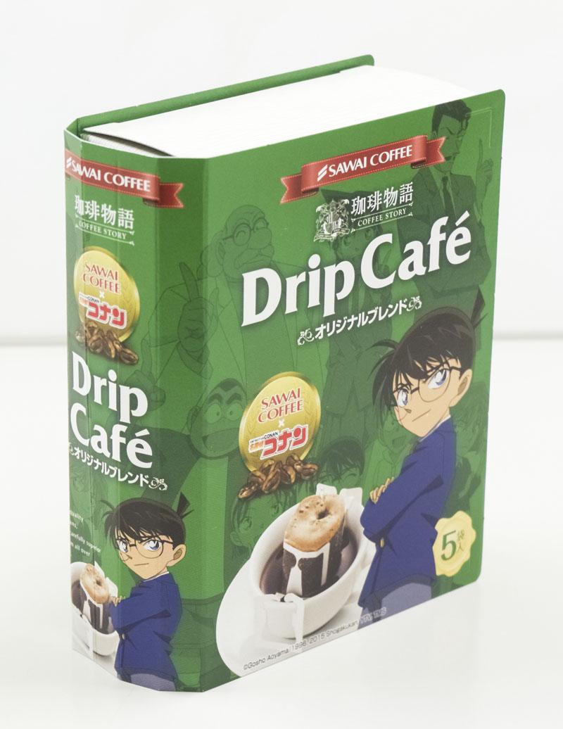 澤井咖啡-全台首賣 名偵探柯南咖啡-經典原味5入