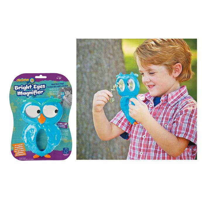 【華森葳兒童教玩具】科學教具系列-紅外線貓頭鷹觀察鏡 N1-EI-5090