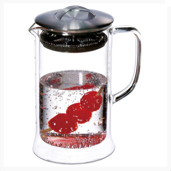 茶大師-雙層玻璃壺(600ml)