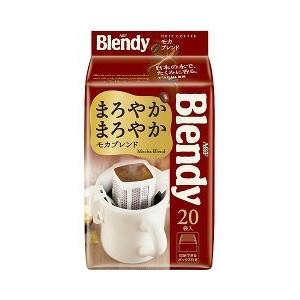 AGF BLENDY焙煎士濾式咖啡-摩卡20入