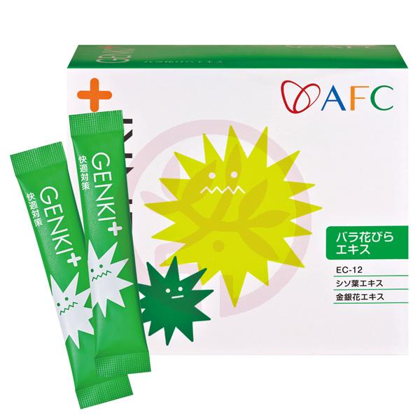 AFC宇勝淺山 元氣快適對策顆粒食品(調整體質)(60包/盒)