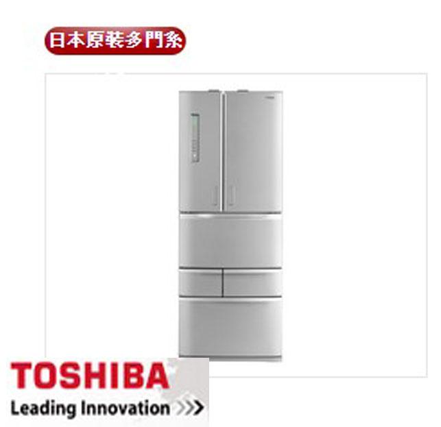 實體店面 原廠公司貨購買最安心 東芝TOSHIBA GR-D50FTT 6門日本原501L 日本原裝 能源效率一級