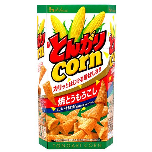 好侍六角玉米餅-烤玉米80g