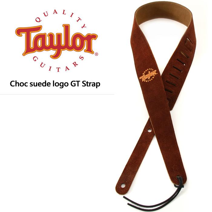 【非凡樂器】Taylor Leather Guitar Strap 62002 麂皮絨吉他背帶/肩帶(木吉他/貝斯/電吉他用) 加拿大製【寬版】
