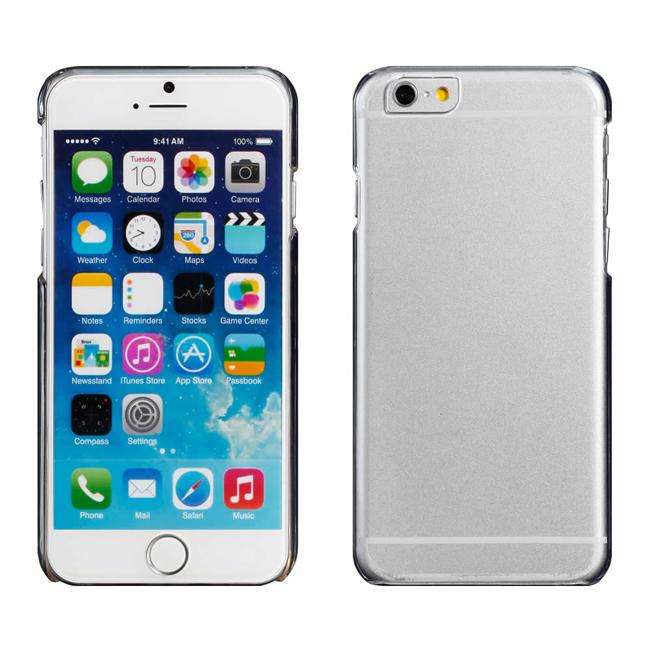 "Ultimate- iPhone 6 Plus (5.5"") 清新全透硬質防摔手機保護套 手機殼 清水套 透明背蓋 保護殼"