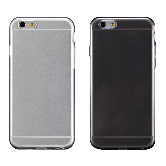 """Ultimate- iPhone 6 Plus (5.5"""") 清新全透軟質手機保護套 背蓋 手機殼 TPU清水套 保護殼 透明軟殼"""