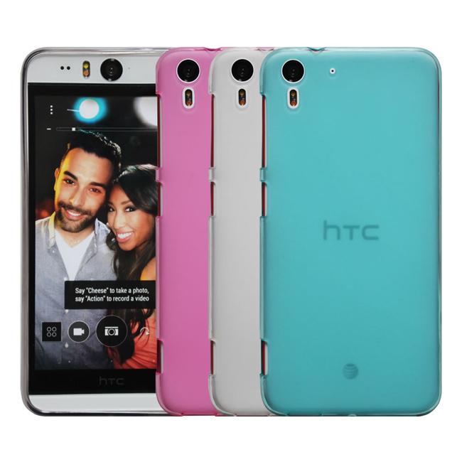 Ultimate- HTC Desire 620 dual 輕量氣質軟質手機保護殼 防摔背蓋果凍套 保護套 手機殼