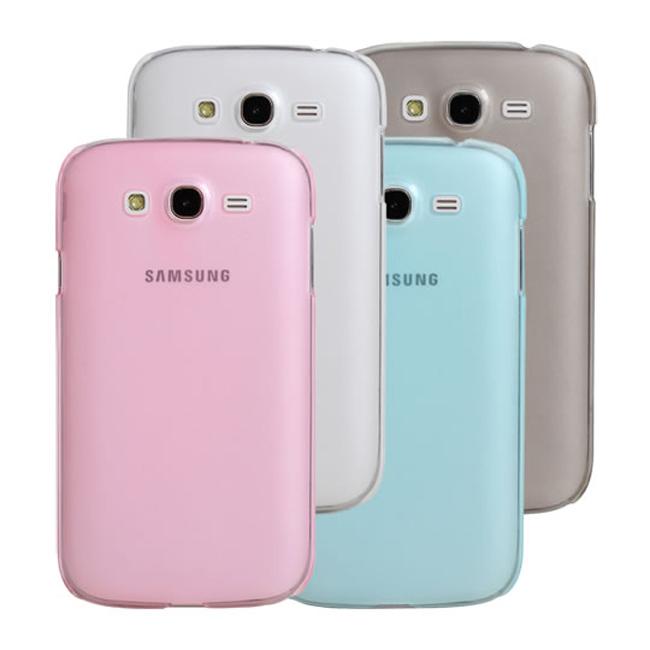 Ultimate- Samsung Grand Duos(i9082) 簡約超薄羽量硬質保護套 手機背蓋 保護殼 手機殼
