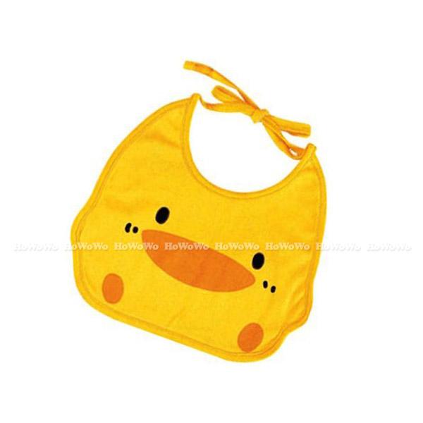 黃色小鴨造型圍兜81161