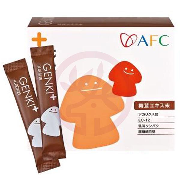 AFC宇勝淺山 元氣習慣顆粒食品(舞茸)(60包/盒)