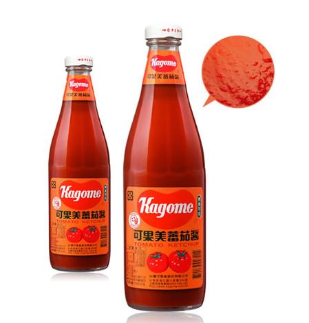 可果美蕃茄醬(Tomato Ketchup)- 純素