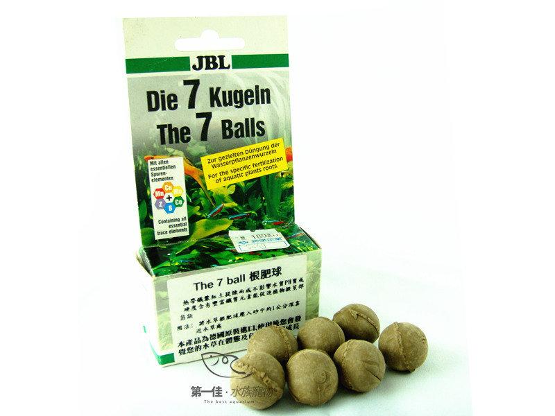 [第一佳 水族寵物]德國珍寶JBL Ball根肥球 /水草底部微量元素球 [7顆] 另有 [20顆]$330