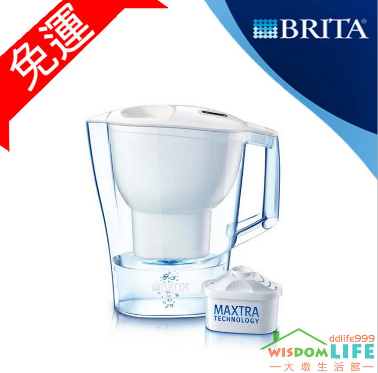 德國 BRITA 3.5公升 Aluna XL愛奴娜透視型濾水壺(內含濾心*1) 特價935元