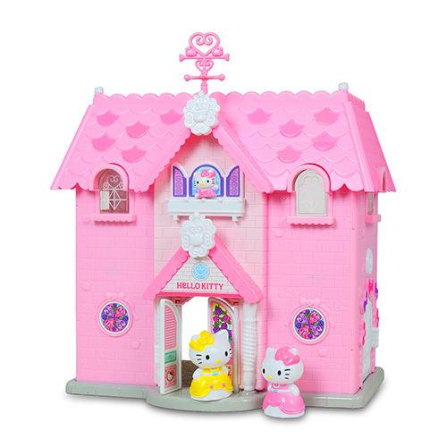 【 Hello Kitty 】KT公主小屋 KT71100