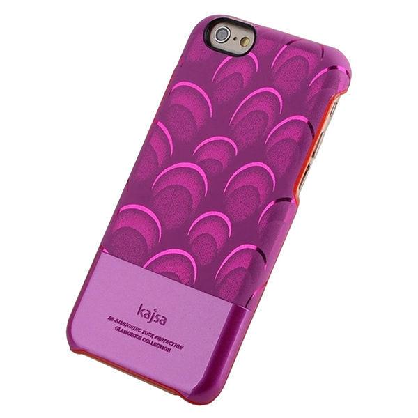 kajsa iphone 6 4.7 光澤閃耀保護殼 iphone 6 4.7 【馬尼行動通訊】