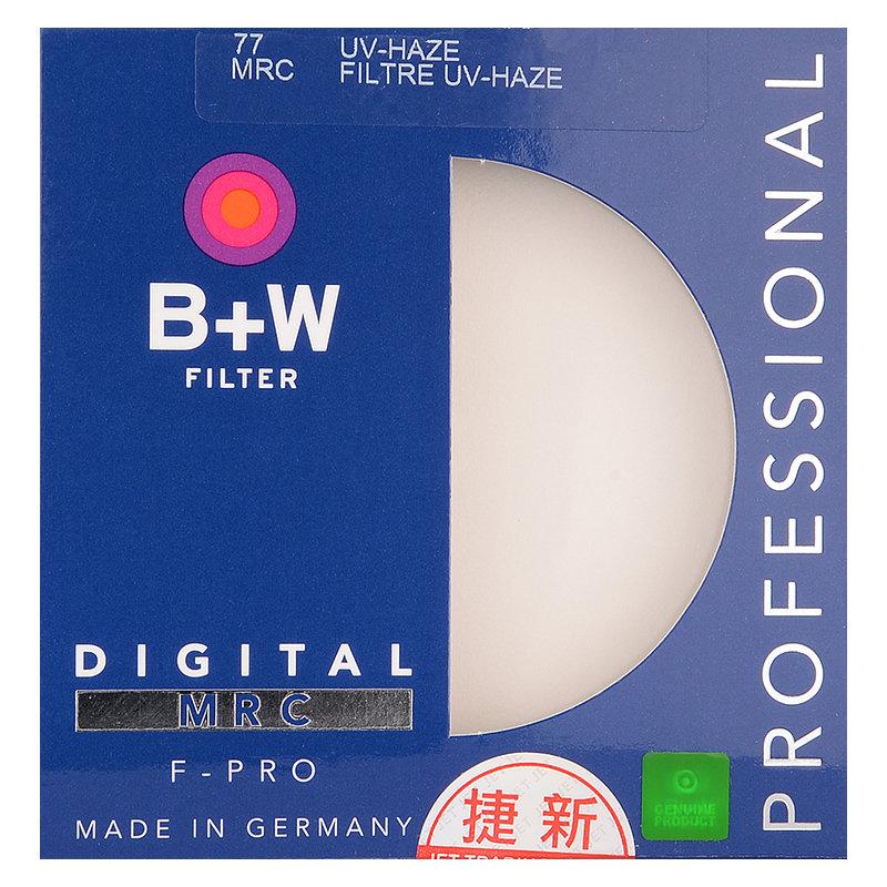 ◎相機專家◎ B+W F-Pro 77mm 010 UV-Haze MRC nano 多層鍍膜保護鏡 捷新公司貨