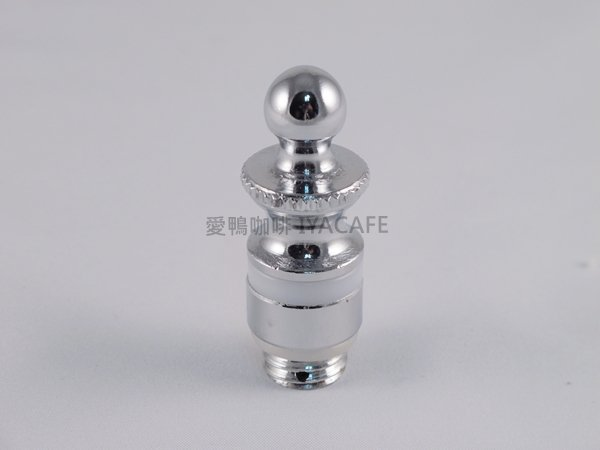 《愛鴨咖啡》比利時咖啡壺 零件 水箱蓋-銀色