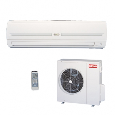 【三洋 SANLUX】12-16坪 分離式冷氣【SAP-E80A/SAP-C80A】