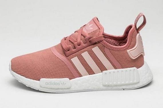 【蟹老闆】ADIDAS NMD R1 粉紅 櫻花粉 PINK 女生運動鞋 少量現貨