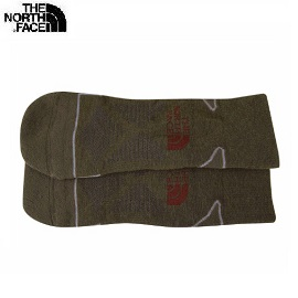 [ THE NORTH FACE ] 中性 厚暖登山健行襪 原野棕/薑餅棕 / 公司貨 NF0A2SKTHDH