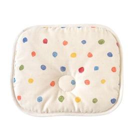 Hoppetta - Naomi Ito - 繽紛波點凹型枕