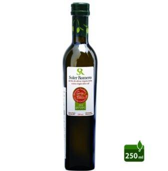 智慧有機體 西班牙莎蘿瑪冷壓初榨橄欖油250ml 原價$320-特價$289 純果油 柔順香醇 超過120年頂級老樹