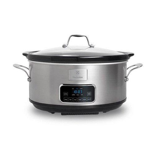 【展示品】Electrolux 伊萊克斯 ESC6503S 設計家系列 7公升 微電腦陶瓷慢燉鍋 營養粹取鍋 舒肥鍋