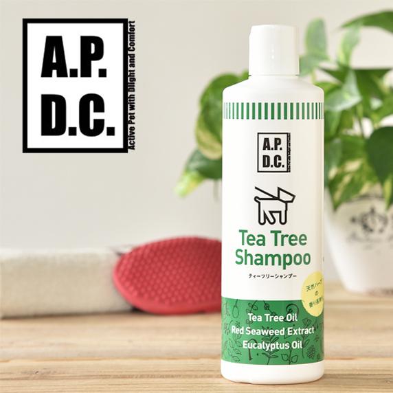 APDC 茶樹精油沐浴乳