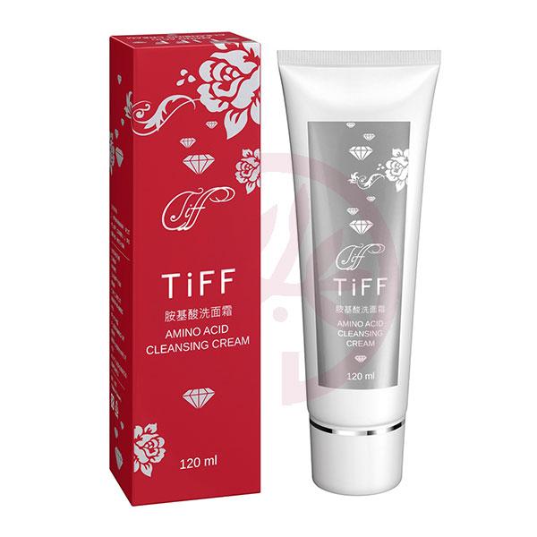 TiFF胺基酸洗面霜(120ml)x1