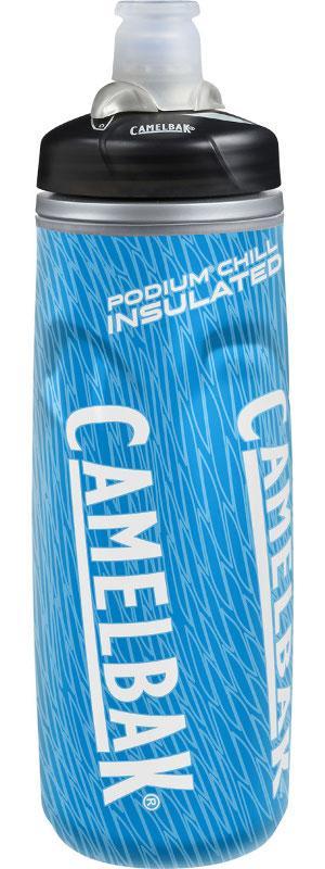 Camelbak 保冷噴射水瓶/運動水壺 CB52452 620ml 礦物藍