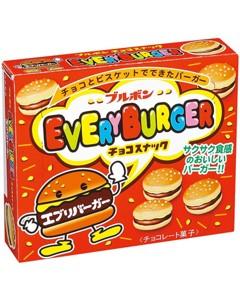 北日本小盒漢堡餅66g