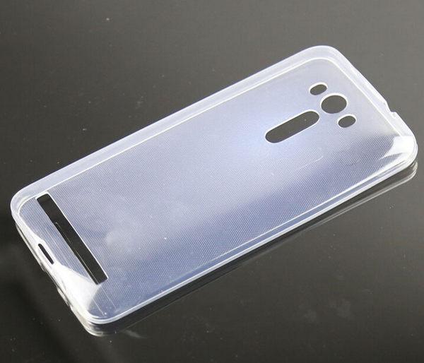 華碩 ASUS ZenFone 2 ZE500KL 手機保護套 0.5mm矽膠超薄透明隱形套