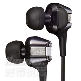 【曜德視聽】JVC HA-FXT200 高速雙動圈單體 高解析全音域 ★免運★送收納盒★