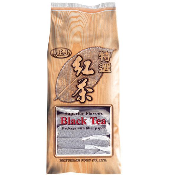 【馬玉山】特選紅茶45公克x10入(家庭號免濾茶包)