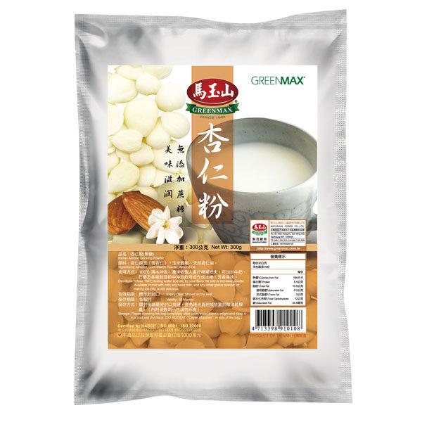 【馬玉山】無糖杏仁粉300g