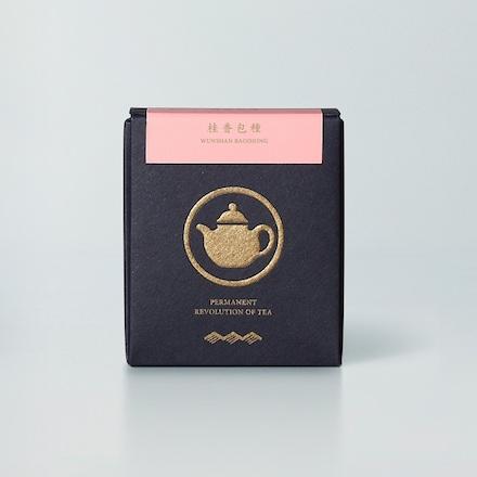 【100%台灣茶】京盛宇-特殊風味-桂香包種 20g 輕巧盒
