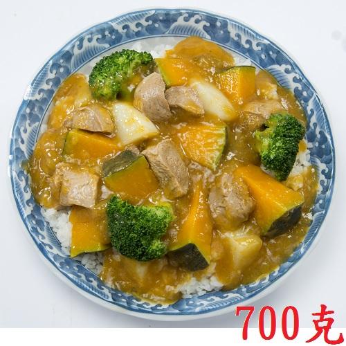 【蓮華生素食坊】南瓜蔬菜燴飯 調理包 700g/包