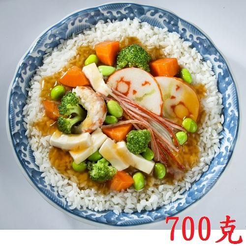 【蓮華生素食坊】什錦素海鮮燴飯 調理包 700g/包