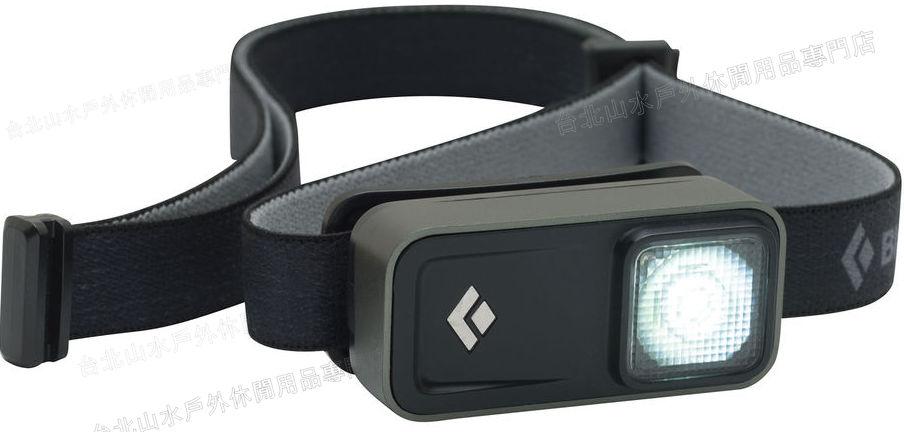 Black Diamond 頭燈/led頭燈/背包客/健行/登山 Ion 48g 620615 觸控式頭燈 黑