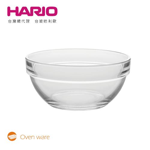 【HARIO】耐熱玻璃沙拉缽L / OSB-L-EX