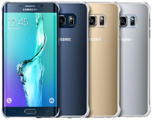 Samsung 三星 Galaxy S6 Edge+ G9287 原廠鏡面薄型背蓋 【葳豐數位商城】