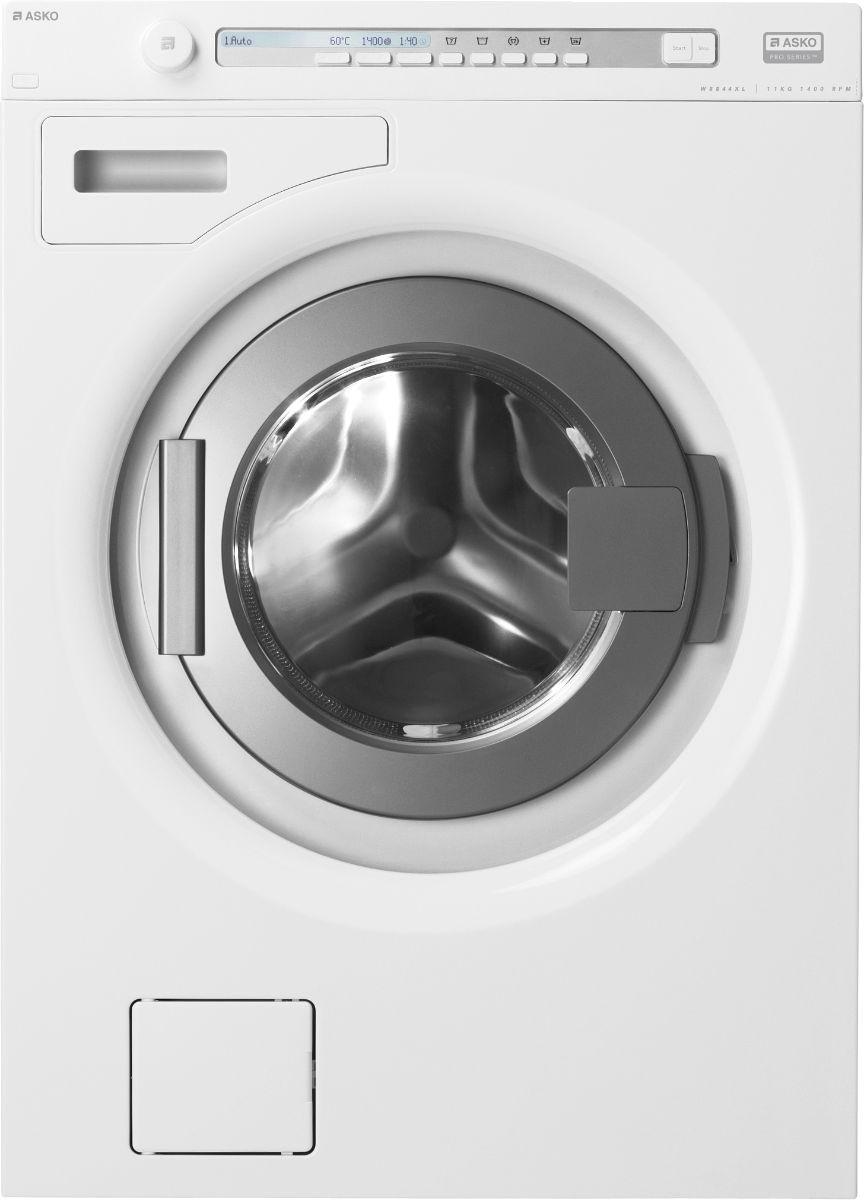 ASKO 瑞典賽寧 W8844XL (220V) 白色 滾筒式洗衣機【零利率】※全省配送安裝 熱線07-7428010