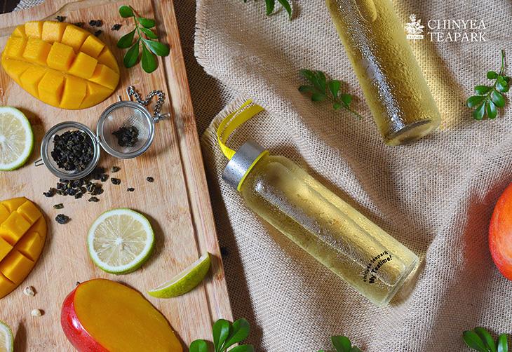 Taiwan Summer Fruit Flavored Tea - 6 Flavor Oolong Teas
