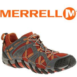 MERRELL WATERPRO MAIPO 男 水陸兩棲鞋 深灰/紅 健行鞋│休閒鞋 65229