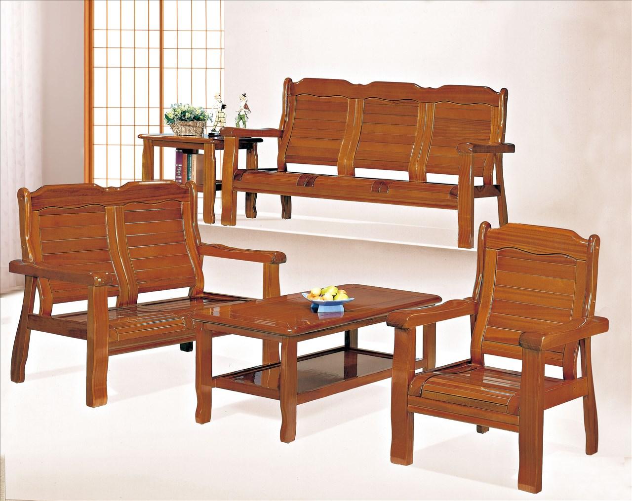 【石川家居】EF-188-8 518型樟木色雙人椅 (不含其他商品) 需搭配車趟