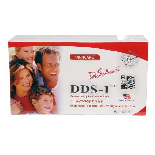 ★衛立兒生活館★康醫 DDS-1?原味專利製成乳酸菌 24包/盒
