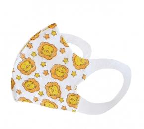 小獅王辛巴 兒童3D立體造型口罩(5枚)